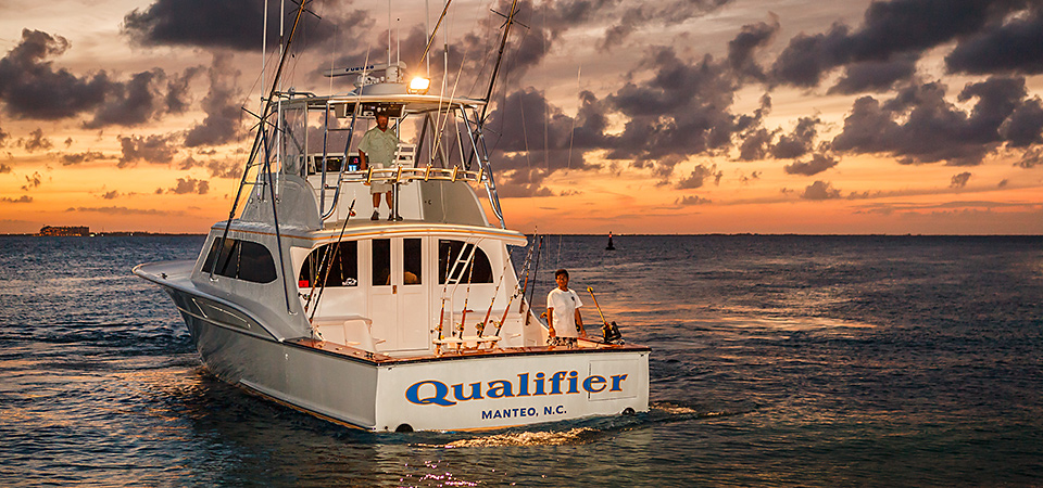 Qualifier charters outer banks charter fishing oregon for Oregon inlet fishing charters