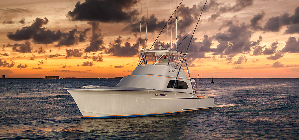 Qualifier charters outer banks charter fishing oregon for Fishing charters outer banks