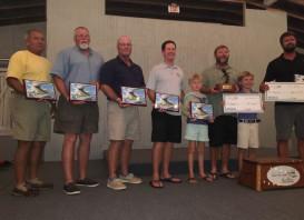 1st Place Carolina Boat Builders Tournament